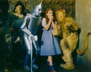 dorothy and her friends