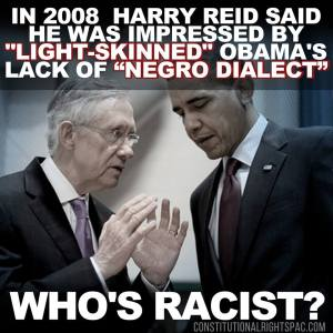 harry greed racist