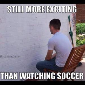 soccer sucks